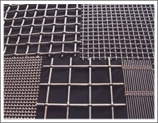 Wire Stainless Steel Mesh Woven Products